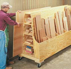 Storage Ideas In A Woodworking Shop Gallery Lpg Cb